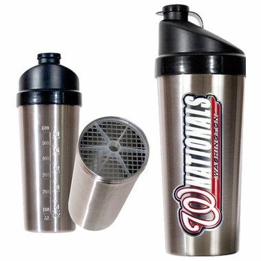 Washington Nationals Protein Shaker