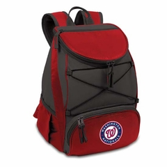 Washington Nationals PTX Backpack Cooler (Red)