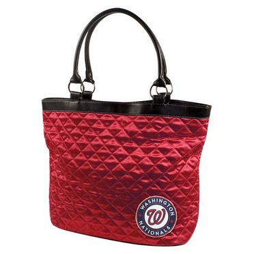 Washington Nationals Quilted Tote