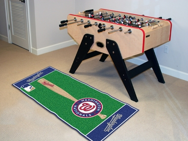 Washington Nationals Runner Rug
