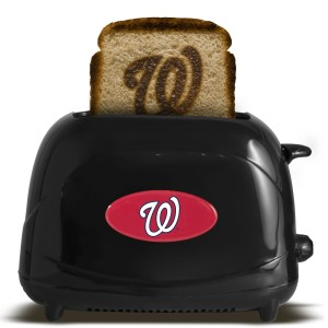 Washington Nationals Toaster - Black