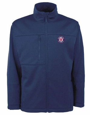 Washington Nationals Mens Traverse Jacket (Team Color: Navy)