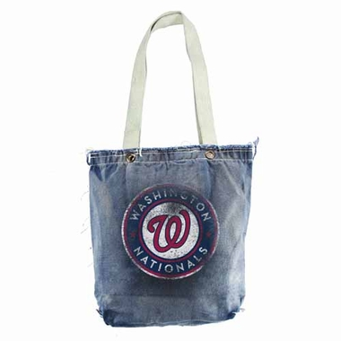 Washington Nationals Vintage Shopper (Denim)