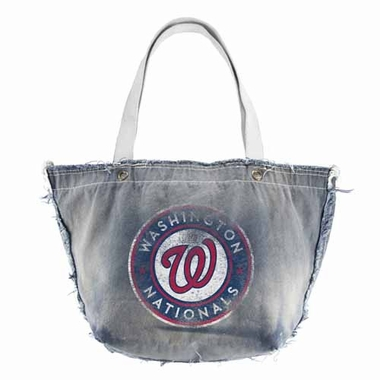 Washington Nationals Vintage Tote (Denim)