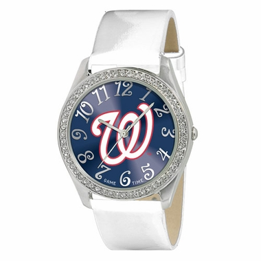 Washington Nationals Women's Glitz Watch