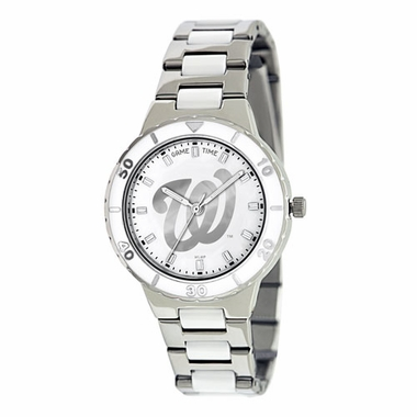 Washington Nationals Women's Pearl Watch