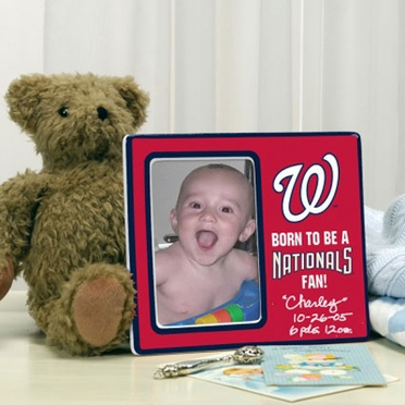 Washington Nationals Youth Picture Frame