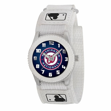 Washington Nationals Youth Rookie Watch (White)