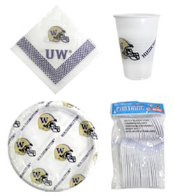Washington Party Supplies Pack