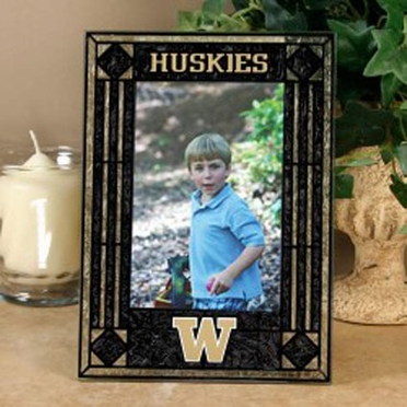 Washington Portrait Art Glass Picture Frame
