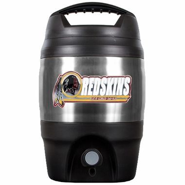 Washington Redskins Heavy Duty Tailgate Jug