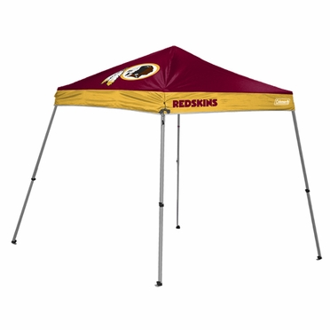 Washington Redskins 10 x 10 Slant Leg Shelter