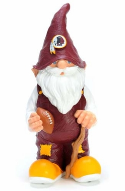 "Washington Redskins Garden Gnome - 11"" Male"