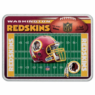 Washington Redskins 11 x 15 Glass Cutting Board