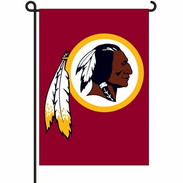 Washington Redskins 11x15 Garden Flag