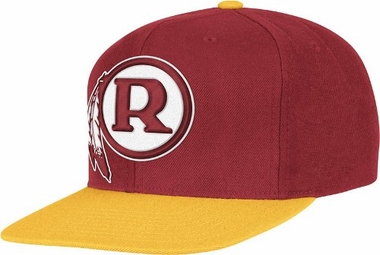 Washington Redskins 2-Tone Vintage Snap back Hat