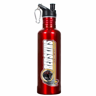 Washington Redskins 26oz Stainless Steel Water Bottle (Team Color)