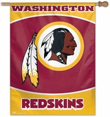 Washington Redskins Flags & Outdoors