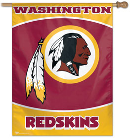 "Washington Redskins 27"" x 37"" Banner"