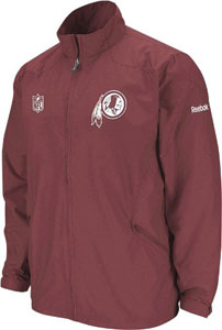 Washington Redskins 2nd Season Static Storm Lightweight Jacket - Small