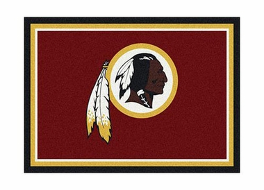 "Washington Redskins 3'10"" x 5'4"" Premium Spirit Rug"