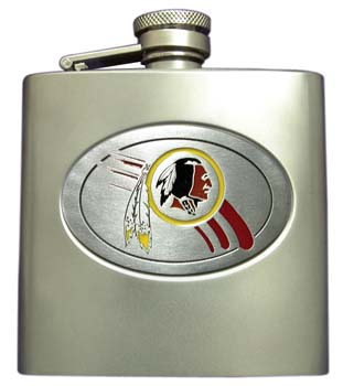 Washington Redskins 6 oz. Hip Flask
