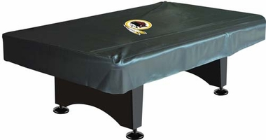 Washington Redskins 8 Foot Pool Table Cover