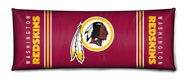 Washington Redskins Body Pillow