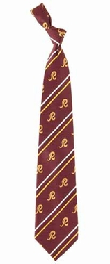 Washington Redskins Cambridge Woven Silk Necktie