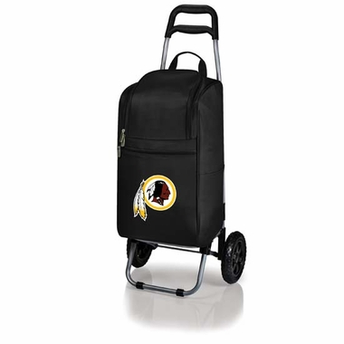 Washington Redskins  Cart Cooler (Black)