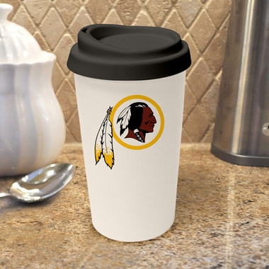 Washington Redskins Ceramic Travel Cup