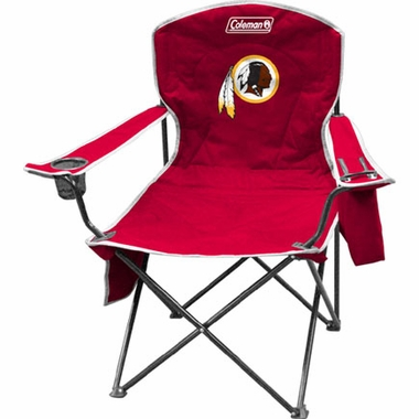 Washington Redskins Cooler Quad Tailgate Chair