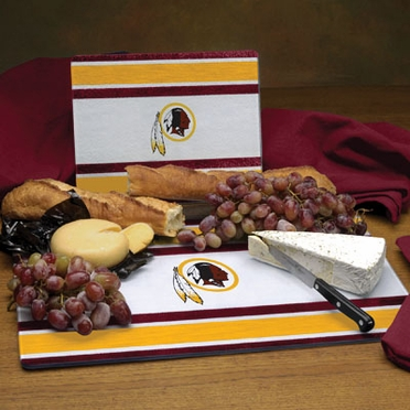 Washington Redskins Cutting Board Set