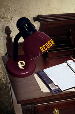 Washington Redskins Dorm Lamp