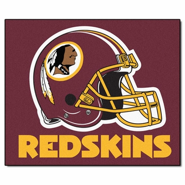 Washington Redskins Economy 5 Foot x 6 Foot Mat