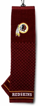 Washington Redskins Embroidered Golf Towel