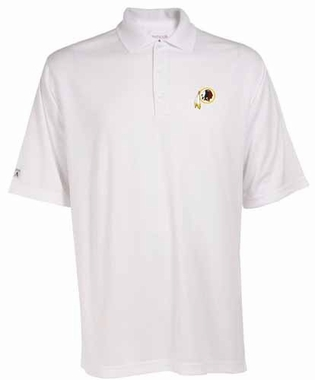 Washington Redskins Mens Exceed Polo (Color: White)