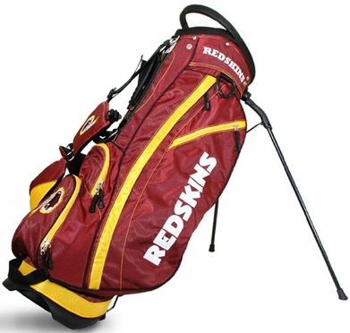 Washington Redskins Fairway Stand Bag