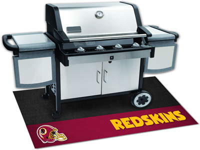 Washington Redskins Grill Mat