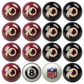 Washington Redskins Game Room