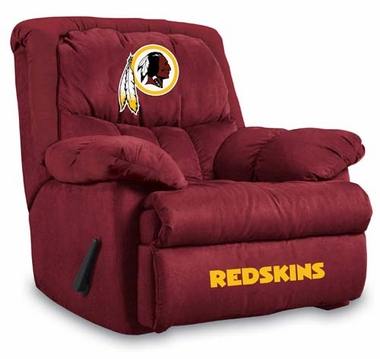 Washington Redskins Home Team Recliner