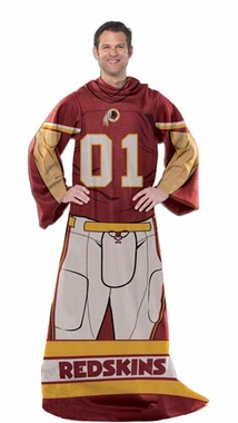 Washington Redskins Huddler Wrap (Uniform)