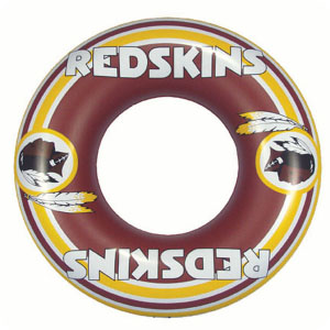 Washington Redskins Inflatable Inner Tube