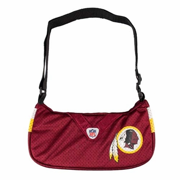 Washington Redskins Jersey Material Purse