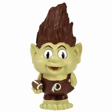 Washington Redskins Large Troll Figurine