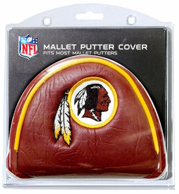 Washington Redskins Mallet Putter Cover