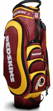 Washington Redskins Medalist Cart Bag