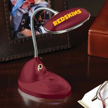 Washington Redskins Mini LED Desk Lamp