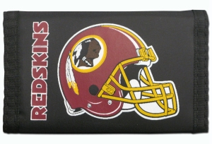 Rico Washington Redskins Nylon Wallet