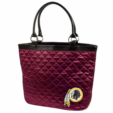 Washington Redskins Quilted Tote